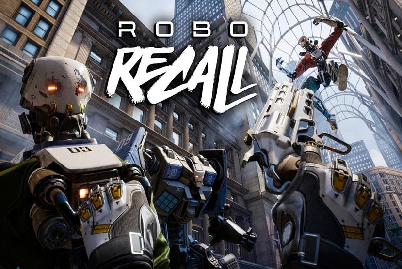 Robo Recall Repack-Games