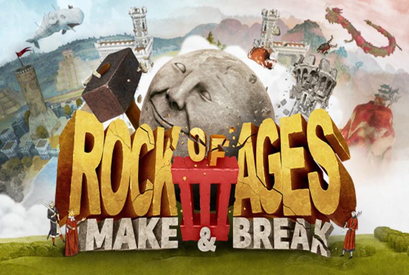Rock of Ages 3: Make & Break Repack-Games