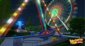 RollerCoaster Tycoon World Free Download Repack-Games