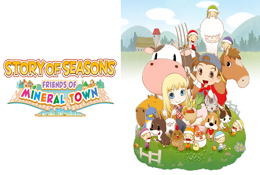 STORY OF SEASONS: Friends of Mineral Town Repack-Games
