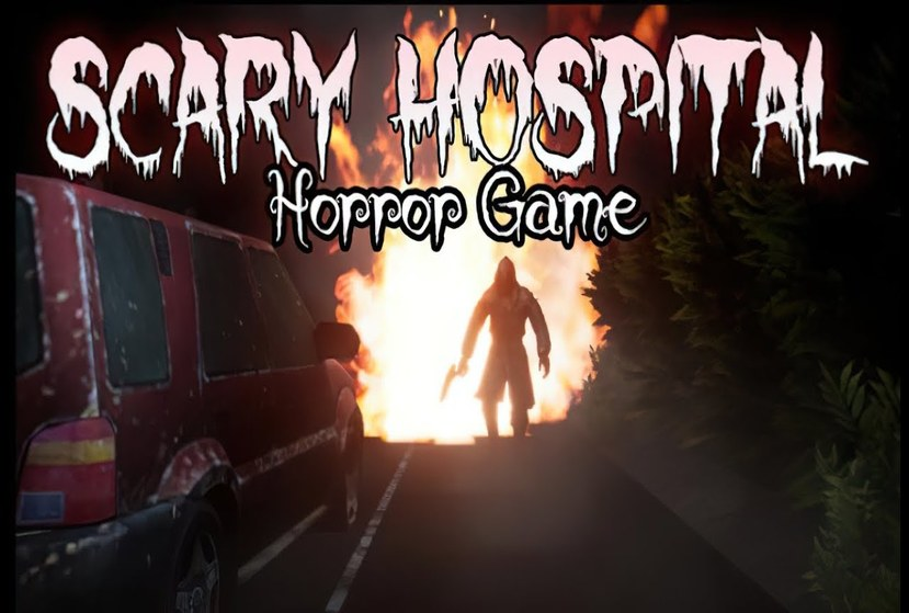 Scary Hospital Horror Game Repack-Games