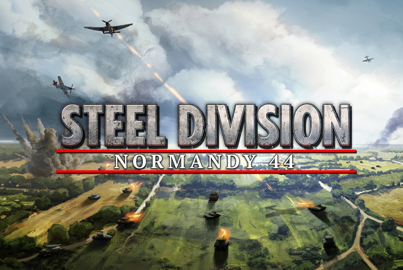Steel Division '44 Battle for Normandy Repack-games