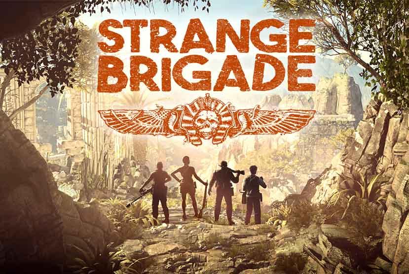 Strange Brigade Free Download Torrent Repack-Games