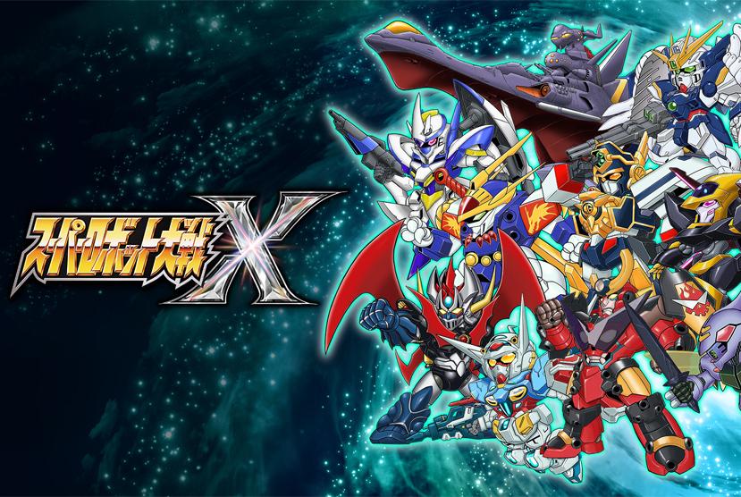 Super Robot Wars X Repack-Games