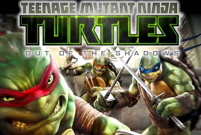 Teenage Mutant Ninja Turtles Out of the Shadows Free Download Torrent Repack-Games