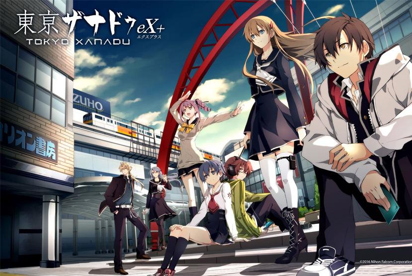 Tokyo Xanadu eX+ Repack-Games