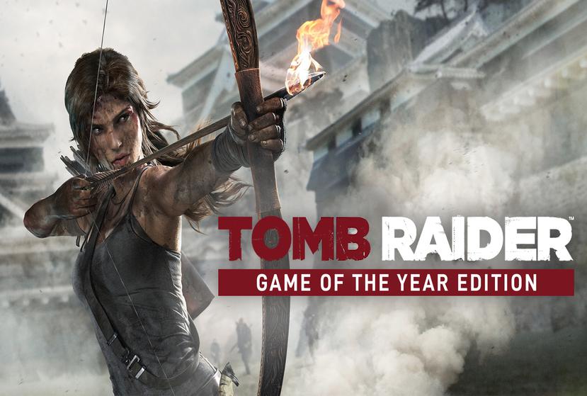 Tomb Raider GOTY Edition Repack-Games