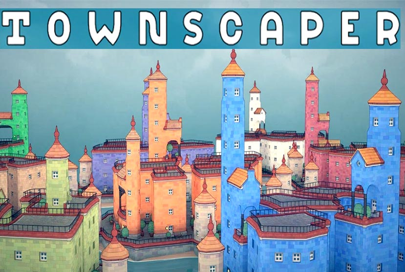 Townscaper Free Download Torrent Repack-Games