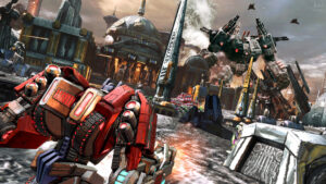 Transformers Fall of Cybertron Free Download Repack-Games