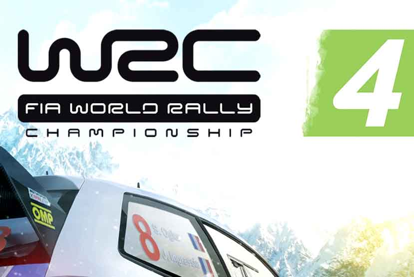 WRC 4 FIA World Rally Championship Free Download Torrent Repack-Games
