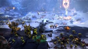Warhammer 40000 Dawn of War III Free Download Repack-Games