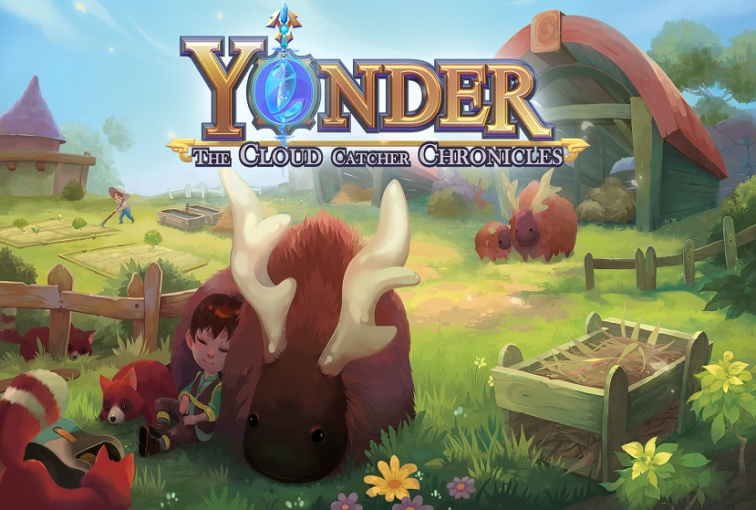 Yonder The Cloud Catcher Chronicles Repack-Games