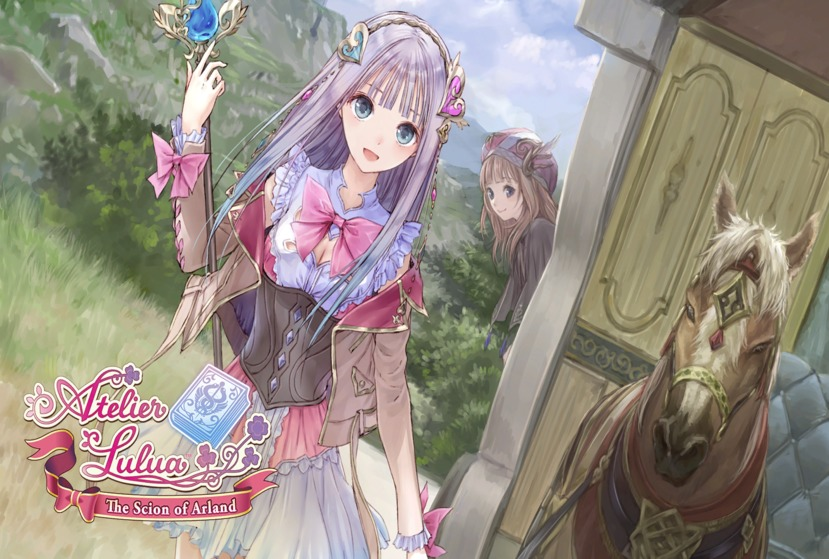 Atelier Lulua The Scion of Arland Repack-Games