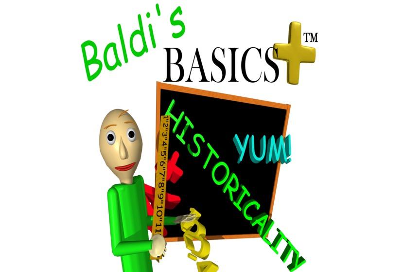 Baldi's Basics Plus Repack-Games