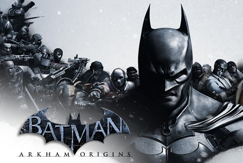 Batman Arkham Origins Repack-Games