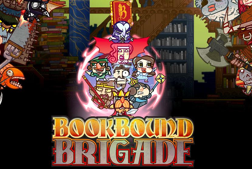 Bookbound Brigade Free Download Torrent Repack-Games