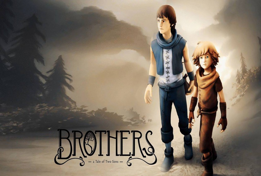 Brothers - A Tale of Two Sons Repack-Games