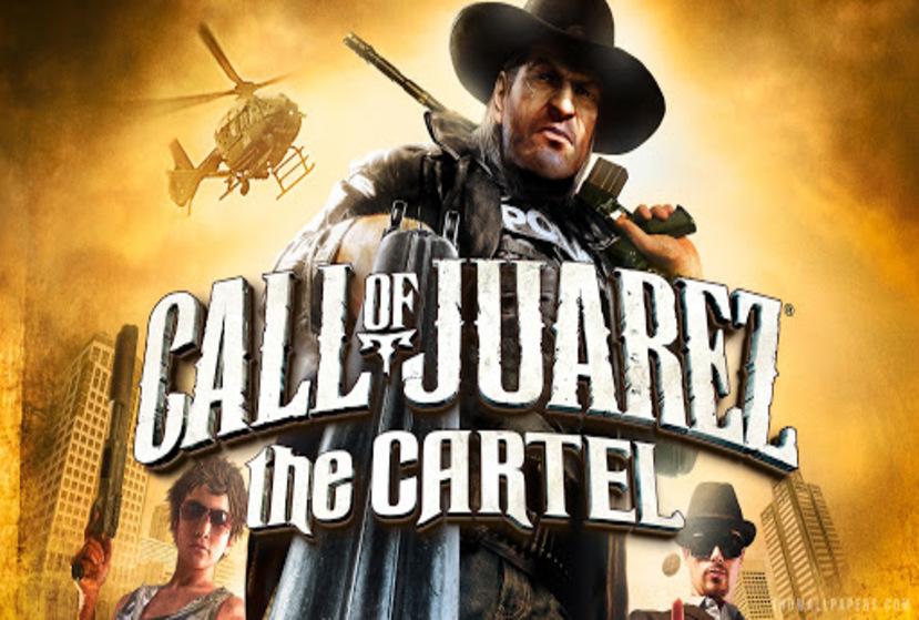 Call of Juarez - The Cartel Repack-Games