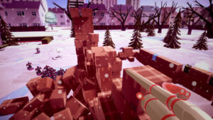 Cartonfall Fortress – Defend Cardboard Castle Free Download Crack Repack-Games