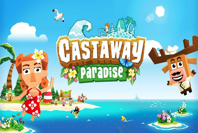Castaway Paradise Repack-Games