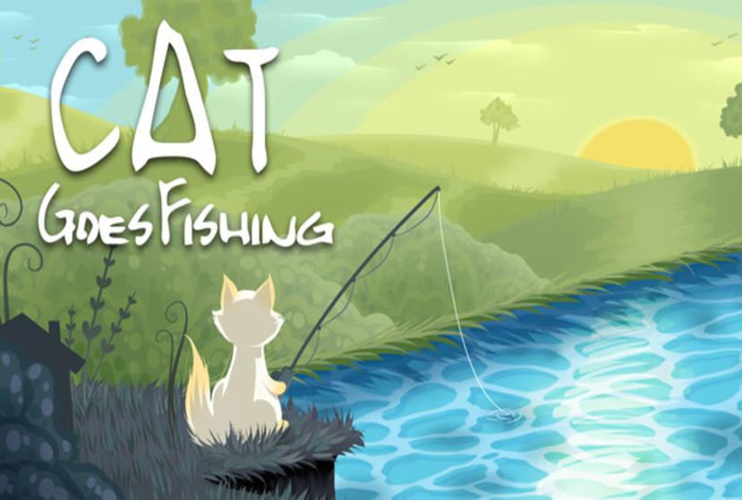 Cat Goes Fishing Repack-Games