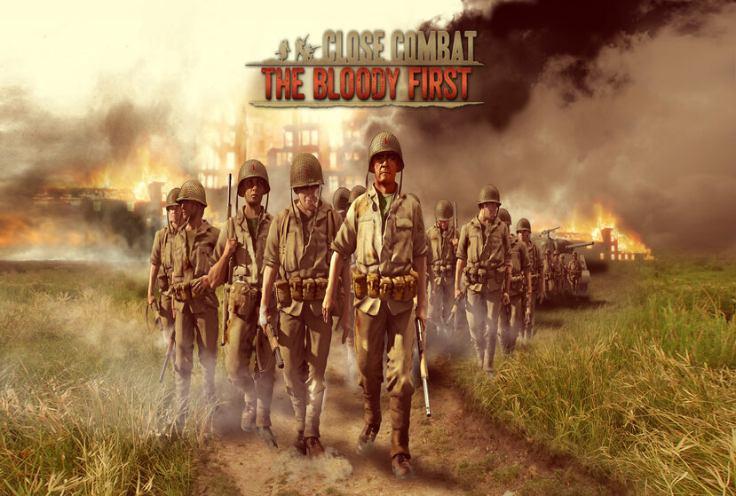 Close Combat: The Bloody First Repack-Games