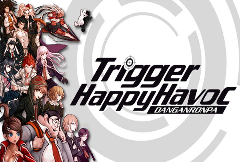 Danganronpa: Trigger Happy Havoc Repack-Games