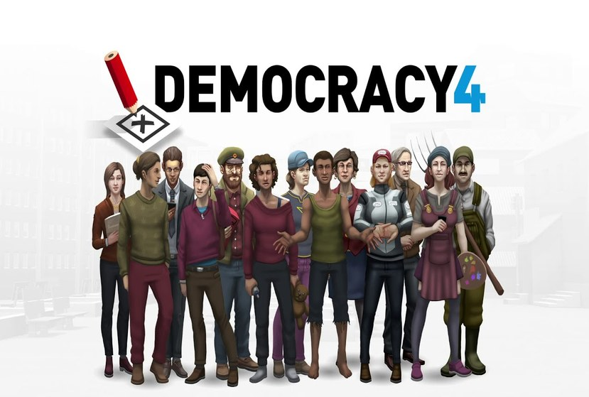 Democracy 4 Repack-Games