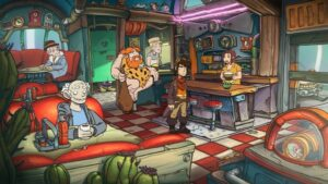 Deponia Doomsday Free Download Repack-Games