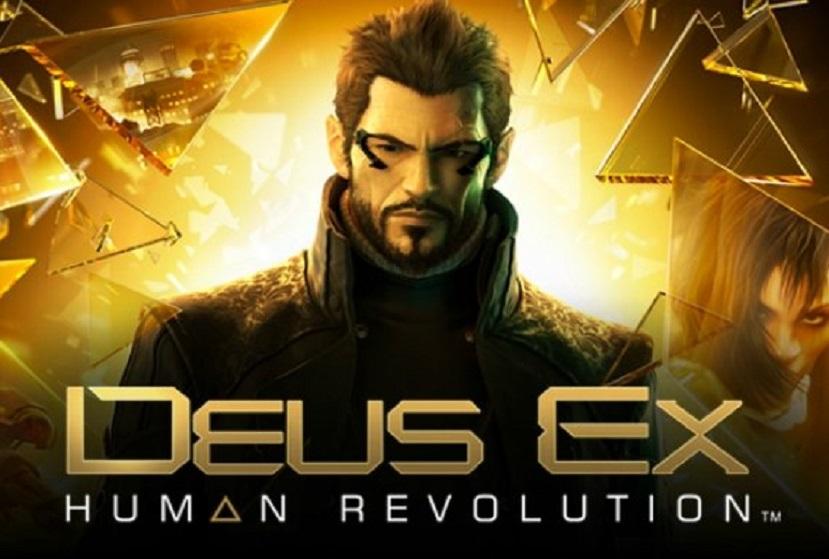 Deus Ex Human Revolution Complete Edition Repack-Games