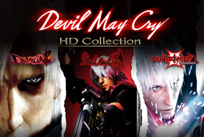 Devil May Cry HD Collection Repack-Games