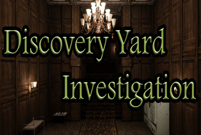 Discovery Yard Investigation Repack-Games