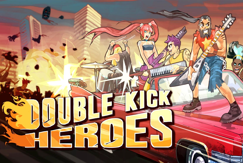 Double Kick Heroes Free Download Torrent Repack-Games