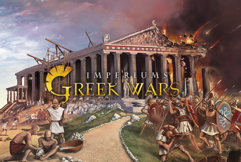 Imperiums Greek Wars Pre-installed Game