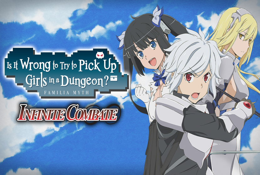 Is It Wrong to Try to Pick Up Girls in a Dungeon? Infinite Combate Repack-Games