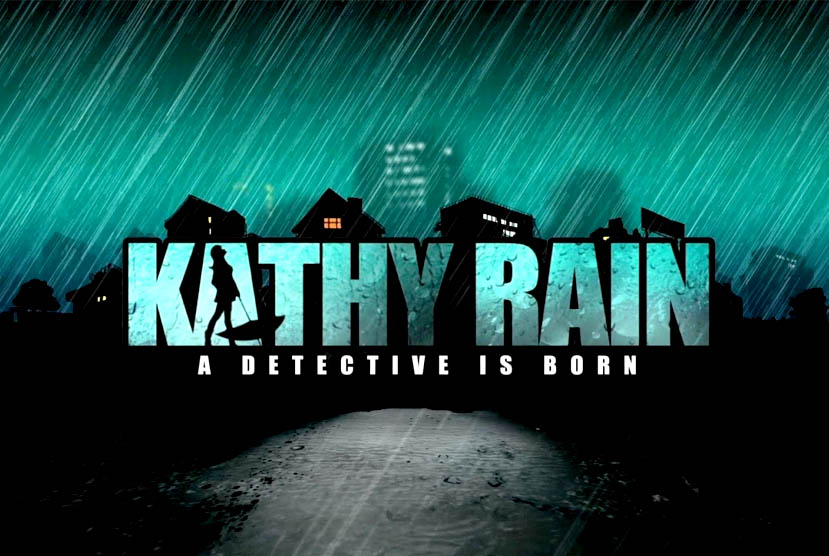 Kathy Rain Free Download Torrent Repack-Games