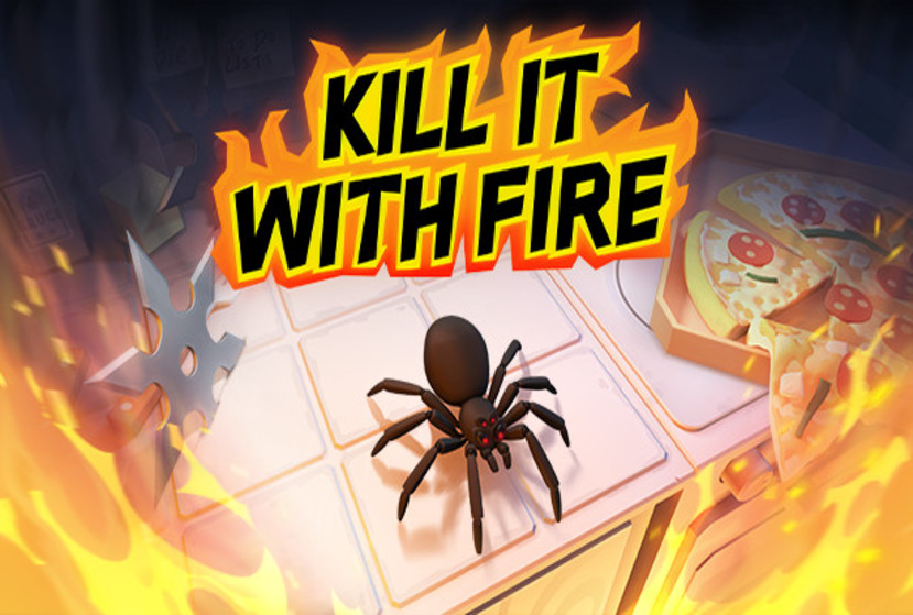 Kill It With Fire Repack-Games
