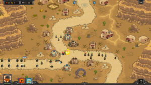 Kingdom Rush Frontiers Free Download Crack Repack-Games