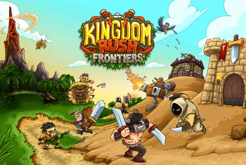 Kingdom Rush Frontiers Free Download Torrent Repack-Games
