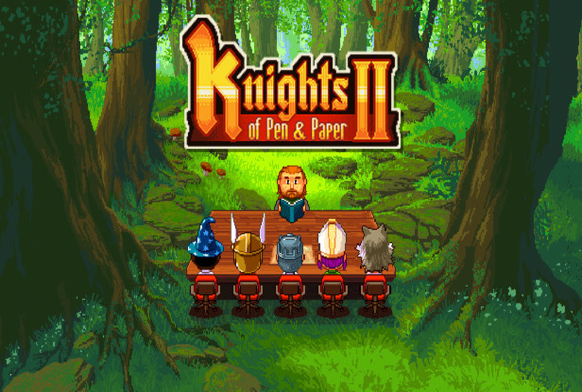 Knights of Pen and Paper 2 Repack-Games
