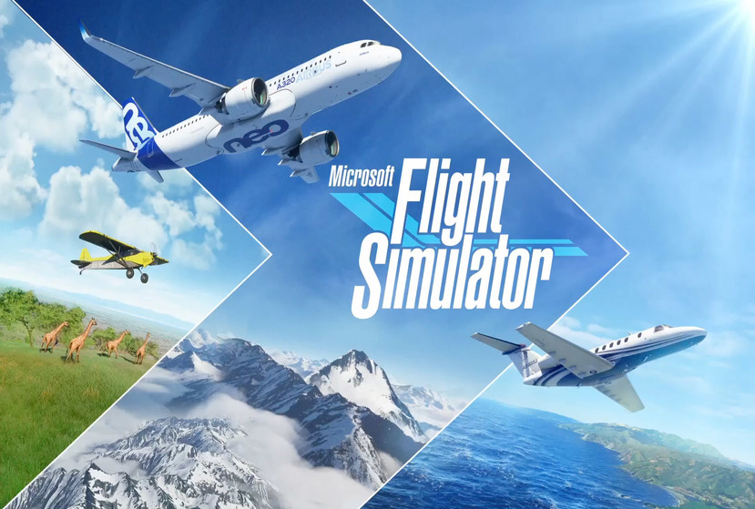 Microsoft Flight Simulator Repack-Games