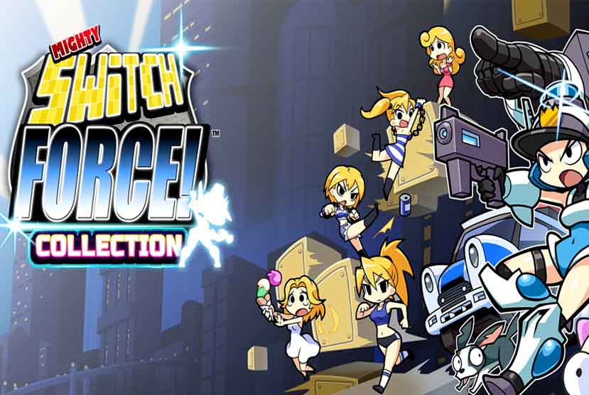 Mighty Switch Force! Collection Free Download Torrent Repack-Games