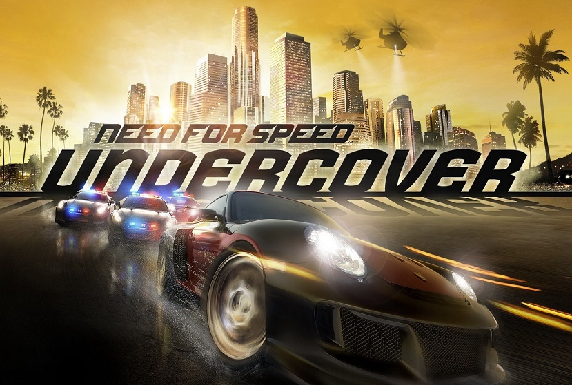 Need for Speed Undercover Repack-Games