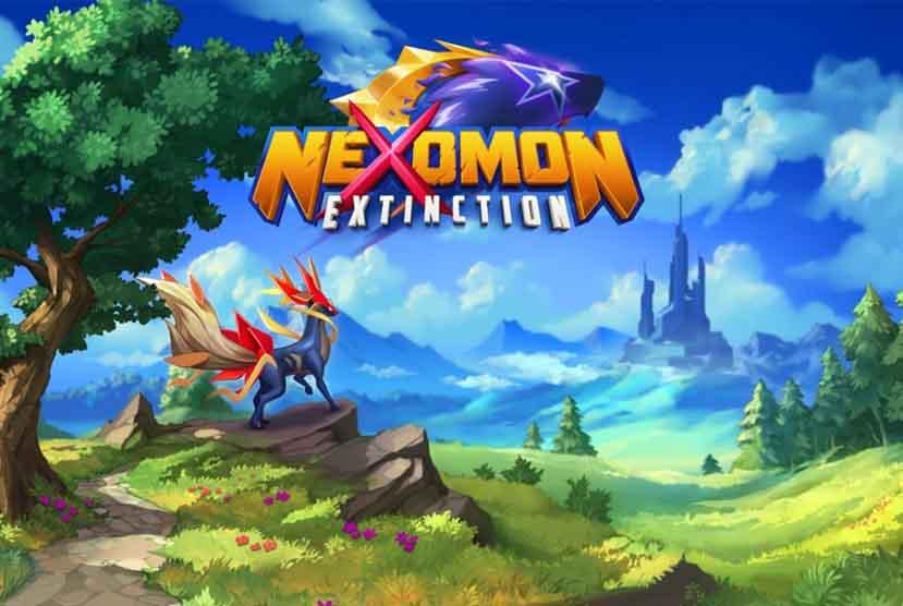 Nexomon Extinction Free Download Torrent Repack-Games
