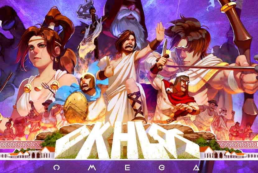 Okhlos Omega Free Download Torrent Repack-Games