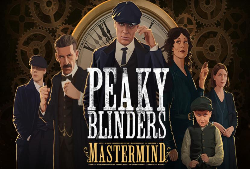 Peaky Blinders: Mastermind Repack-Games