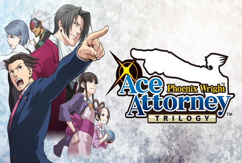 Phoenix Wright: Ace Attorney Trilogy Repack-Games