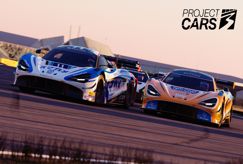 Project CARS 3 Repack-Games