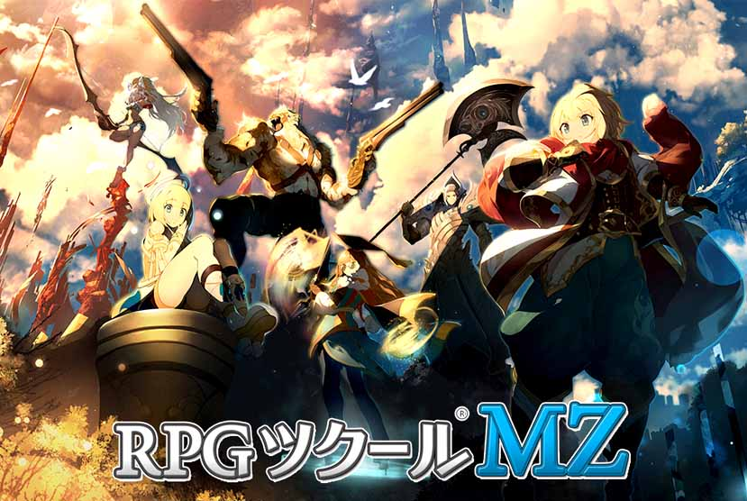 RPG Maker MZ Free Download Torrent Repack-Games