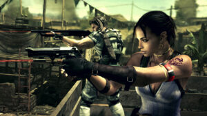 Resident Evil 5 Gold Edition Free Download Repack-Games
